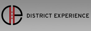 District Experience logo