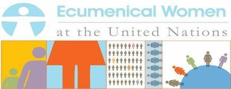 Ecumenical Women at the UN Logo