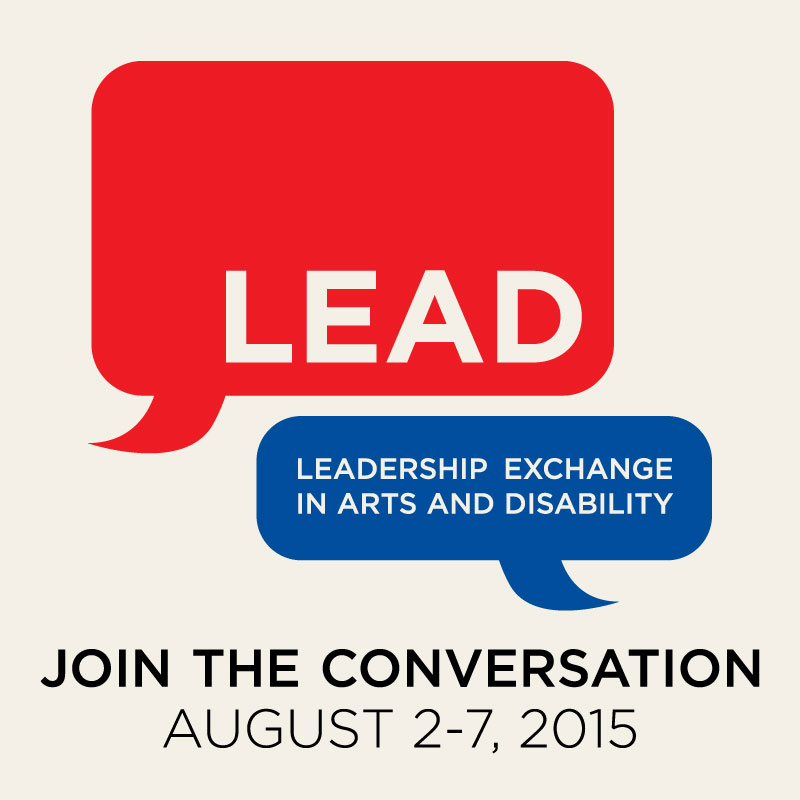 LEAD Conference logo graphic