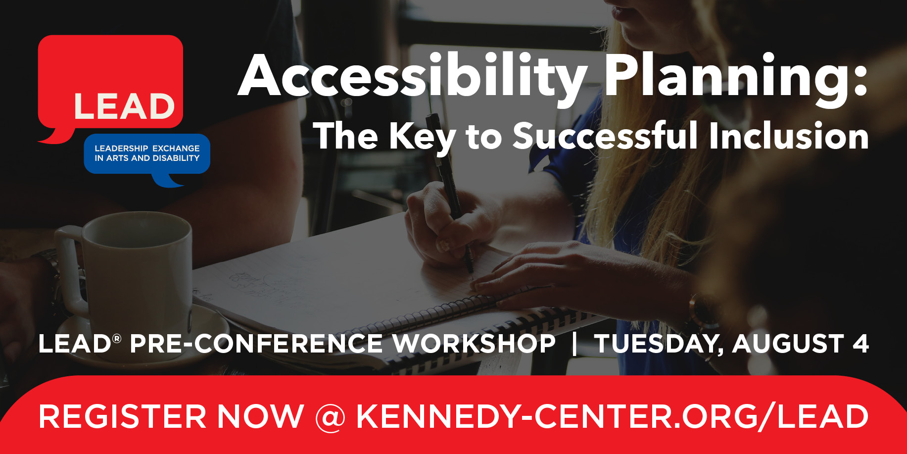 Pre-Conference Graphic: Accessibility Planning