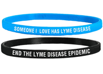 Lyme Wristbands