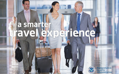 Enjoy a Smarter Security Screening Experience ? Enroll in a Trusted Traveler Program