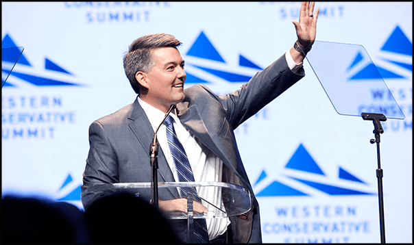 Book your ticket to the 2015 Western Conservative Summit and meet leaders like Cory Gardner