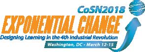 Logo CoSN 2018 Annual Conference