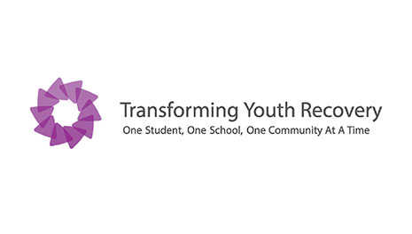 Transforming Youth Recovery Logo