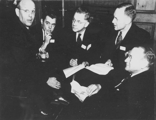 Founding meeting