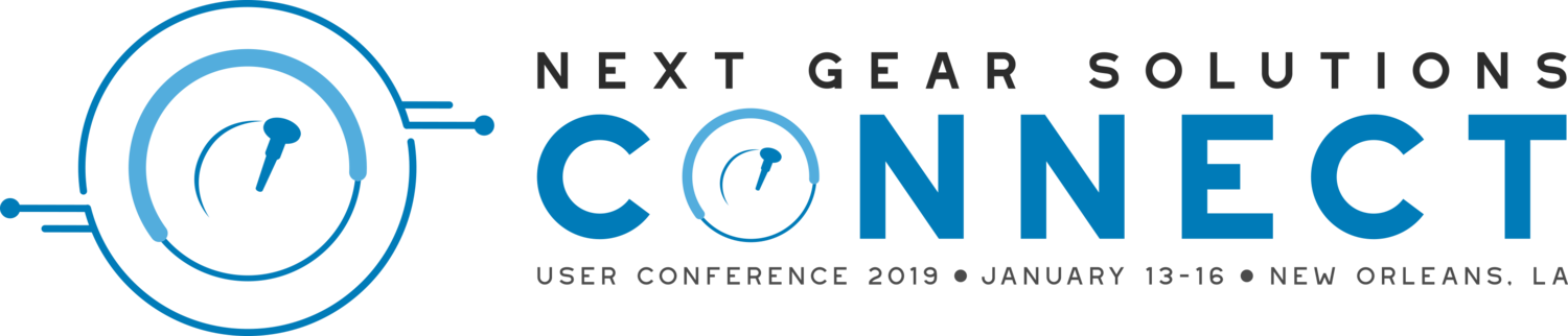 Next Gear CONNECT User Conference