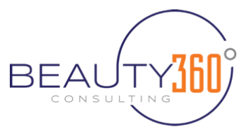 Beauty 360 Logo