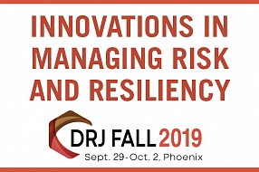 DRJ Fall 2019 Conference