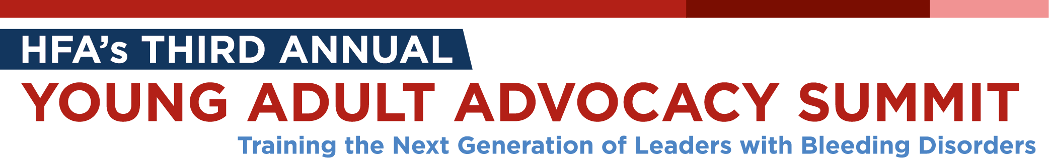 HFA Young Adult Advocacy Summit