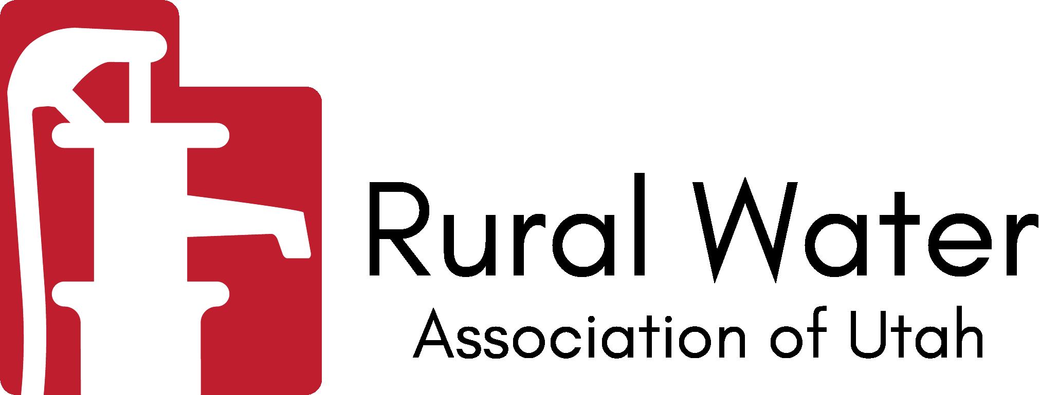 Rural Water Association of Utah Logo